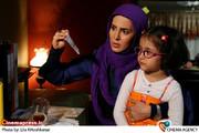 لیلا بلوکات در فیلم سینمایی «عملیات مهد کودک» به کارگردانی فرزاد اژدری