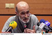 ضیاء الدین دری کارگردان  در نشست رسانه ای مجوعه تلویزیونی «کلاه پهلوی»