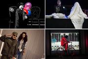 آمار نمایش تئاتر شهر