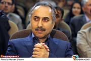حسین مسافر آستانه در مراسم تودیع و معارفه مدیر عامل انجمن سینمای جوانان