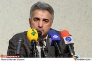 فرجی در نشست خبری سومین جشنواره تلویزیونی جام جم