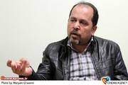 علی غفاری کارگردان در  نشست فیلم «استرداد» در خبرگزاری سینماپرس