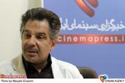 حسین فرح بخش تهیه کننده در نشست نقد و بررسی فیلم « نازنین» در سینماپرس