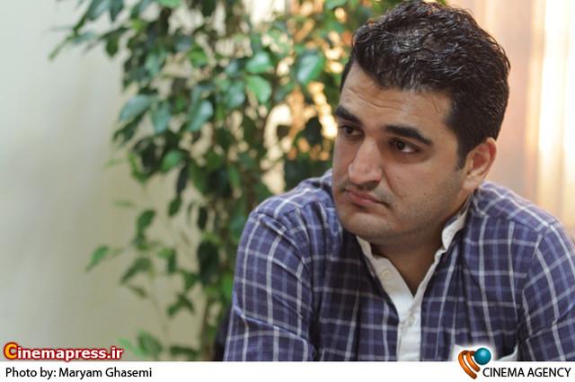 مهدی گلستانه کارگردان در نشست نقد و بررسی فیلم « نازنین» در سینماپرس