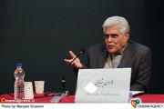 هارون یشایایی تهیه کننده در کارگاهای فیلمسازی  درحاشیه های هفتمین جشنواره سینما حقیقت