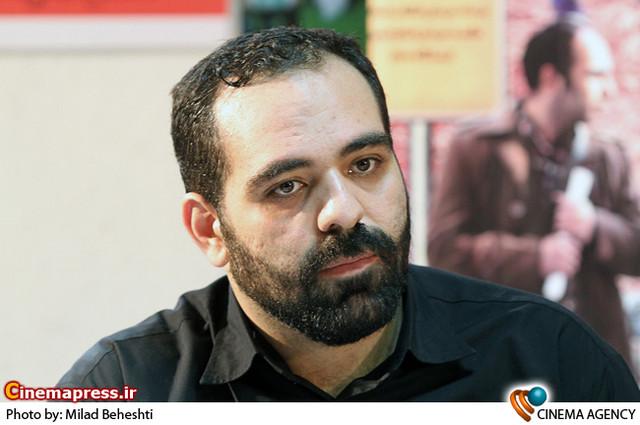 بامروت نژاد در نشست خبری چهارمین جشنواره مردمی فیلم عمار