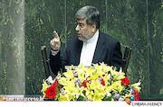 علی جنتی در مجلس