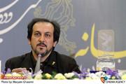 علیرضا رضا داد دبیر جشنواره درنشست خبری سی دومین جشنواره فیلم فجر