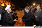 وزیر ارشاد در دیدار هنرمندان و اعضاء تشکل های فرهنگی و هنری با رییس جمهور