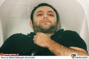صابر ابر در فیلم ارسال آگهی تسلیت برای روزنامه به کارگردانی  ابراهیم ابراهیمیان