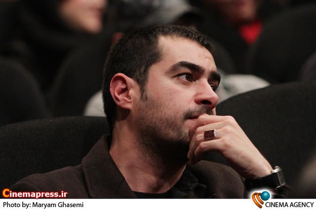 شهاب حسینی در مراسم هفتمین جشن انجمن منتقدان سینما