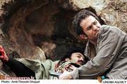بابک حمیدیان در  فیلم سینمایی «پنجاه قدم آخر»به کارگردانی کیومرث پوراحمد