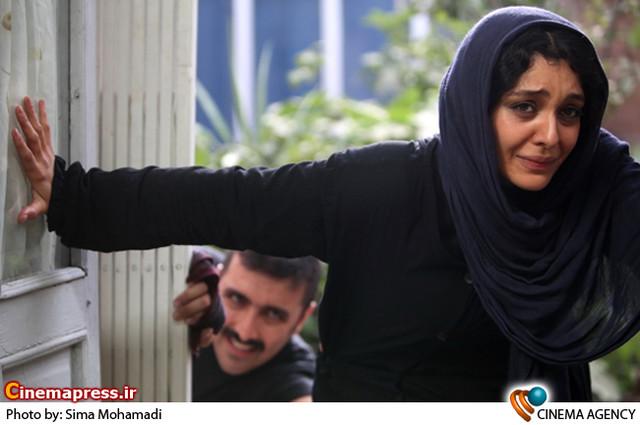 ساره بیات در فیلم سینمایی «فصل فراموشی فریبا» به کارگردانی عباس رافعی