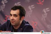 هاتف علیمردانی در نشست خبری فیلم «مردن به وقت شهریور» در جشنواره فیلم فجر
