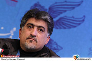 عباس بلوندی در نشست خبری فیلم «چ» در جشنواره فیلم فجر