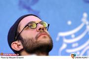 بابک حمیدیان  در نشست خبری فیلم «چ» در جشنواره فیلم فجر