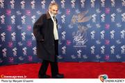 مراسم فرش قرمز فیلم «رنج و سرمستی» در جشنواره فیلم فجر