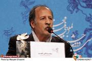 محمد تقی فهیم در نشست خبری فیلم «تمشک»در جشنواره فیلم فجر
