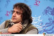 سامان سالور در نشست خبری فیلم «تمشک»در جشنواره فیلم فجر