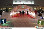 شب برفی جشنواره فیلم فجر