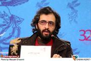 بهروز شعیبی در نشست خبری فیلم «مهمان داریم » در جشنوراه فیلم فجر