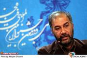عسگرپور در نشست خبری فیلم «مهمان داریم » در جشنوراه فیلم فجر
