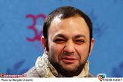 صابر ابر در  نشست خبری فیلم «همه چیز برای فروش» در جشنواره فیلم فجر