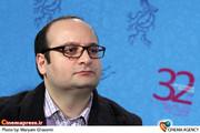 علویان در نشست خبری فیلم « امروز» در جشنواره فیلم فجر