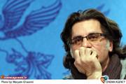 شادمهر راستین  در نشست خبری فیلم « امروز» در جشنواره فیلم فجر