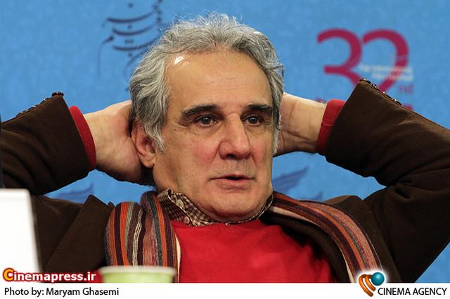 مهدی هاشمی در نشست خبری فیلم «خانه پدری» در جشنواره فیلم فجر