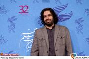 سهراب پورناظری درنشست خبری فیلم «آرایش غلیظ» در جشنواره فیلم فجر