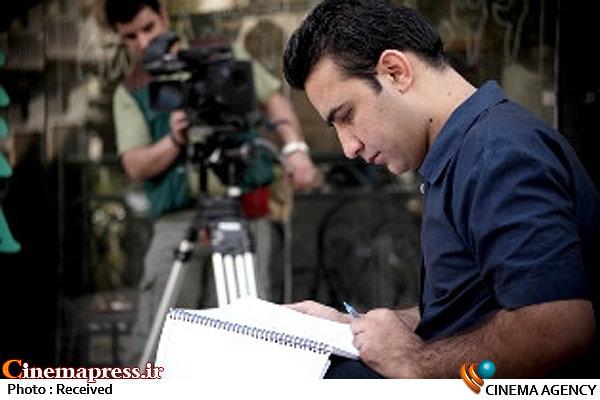 جمشید محمودی کارگردان  چند متر مکعب عشق