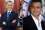 اوباما-جرج کلونی