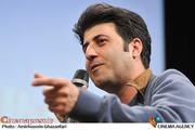 هومن حاجی عبداللهی در مراسم تقدیر از عوامل سریال پایتخت 3