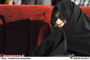 سرکار خانم مرضیه دباغ در اختتامیه سومین جشنواره سراسری فیلم کوتاه بسیج