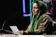 ژاله صامتی در اختتامیه اردیبهشت تئاتر ایران