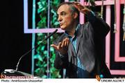 دکتر قطب الدین صادقی در اختتامیه اردیبهشت تئاتر ایران