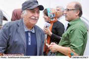 ابراهیم آبادی در افتتاح نمایشگاه پوستر بازتاب رشادت