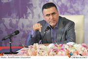 نشست خبری حجت الله ایوبی رئیس سازمان سینمایی