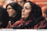 نادره ترکمانی در آئین پایانی گردهمای سالانه فيلمسازان و عكاسان سراسر كشور