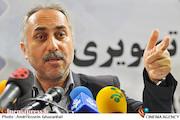 حسین مسافر آستانه در نشست رسانه ای مدیر عامل موسسه رسانه های تصویری