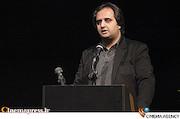 سجاد نوروزی مدیر فرهنگی هنری منطقه ۷ و رئیس فرهنگسرای اندیشه