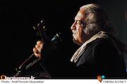 رسول نجفیان در گردهمایی هنرمندان حامی مردم غزه