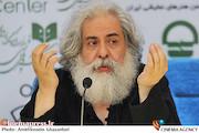 محمد رحمانیان در نشست خبری موسیقی نمایش «ترانه های محلی»