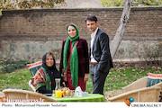 فیلم سینمایی آذر، شهدخت، پرویز ودیگران