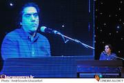 مانی رهنما در اختتامیه دومین جشنواره بین المللی فیلم ویدئویی«یاس»