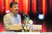 شهیدی فر در اختتامیه دومین جشنواره بین المللی فیلم ویدئویی«یاس»