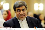 علی جنتی در جشن روز ملی سینما