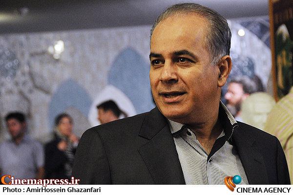 رضا سعیدی پور در افتتاحیه سیزدهمین جشنواره بین المللی فیلم مقاومت