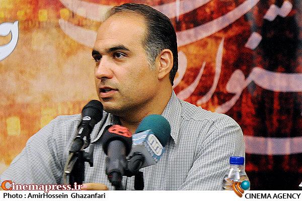 سهیل سلیمی کارگردان فیلم فرشتگان قصاب در سیزدهمین جشنواره بین المللی فیلم مقاومت